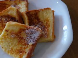 食のトレンド「フレンチトースト」