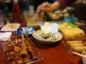 惣菜の食卓