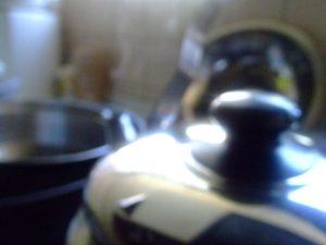 家庭のキッチン