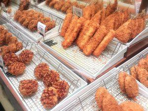 スーパーマーケット惣菜
